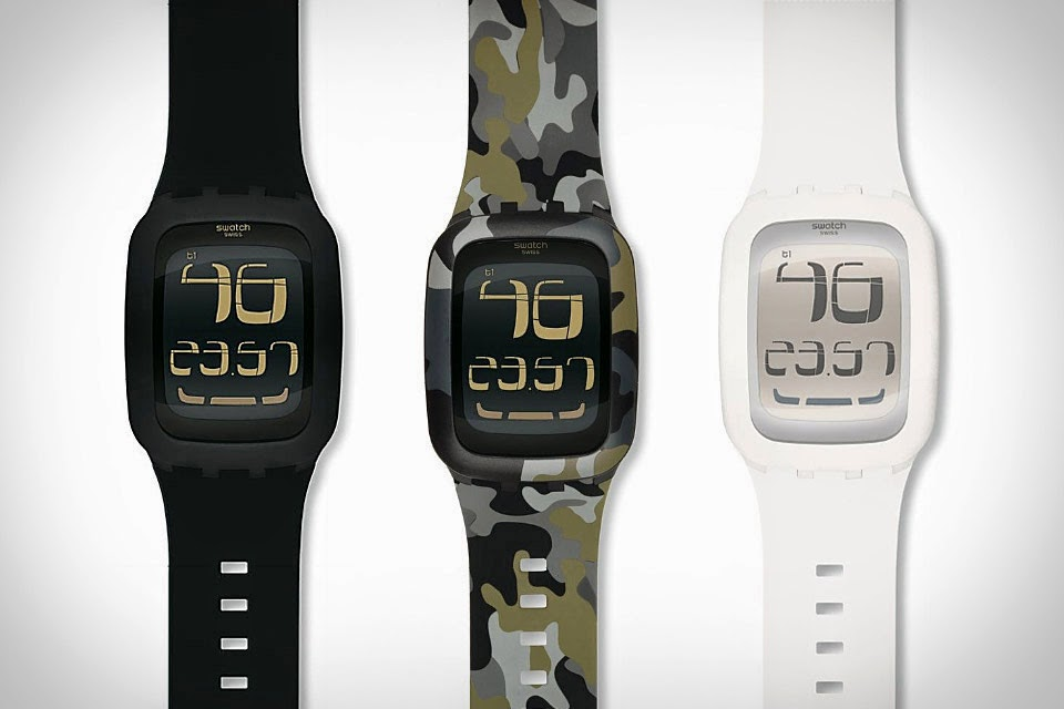 Swatch Touch Watch