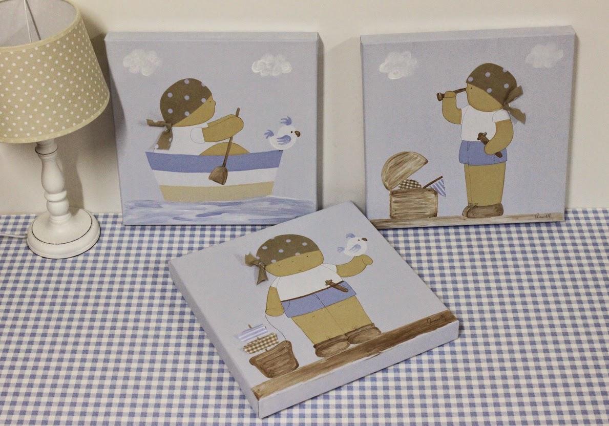 decoración-infantil-cuadros-personalizados
