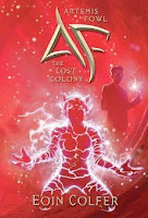 bookcover of LOST COLONY  (Artemis Fowl #5 ) Eoin Colfer