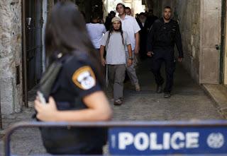 Governo de Israel prende extremistas judeus