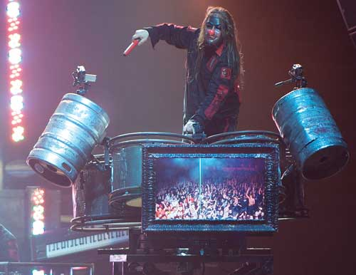 Shawn Crahan Shawn Clown Crahan Clears
