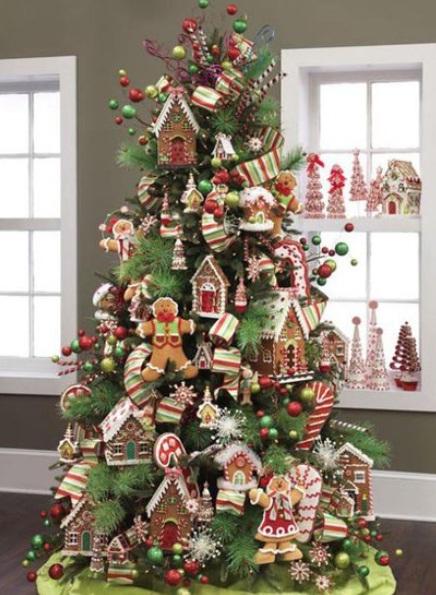 L Albero Di Natale Novembre 2010
