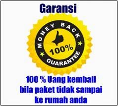 GARANSI BARANG DIKIRIM