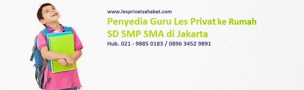 Guru Les Privat Jakarta I 0812.8294.4080