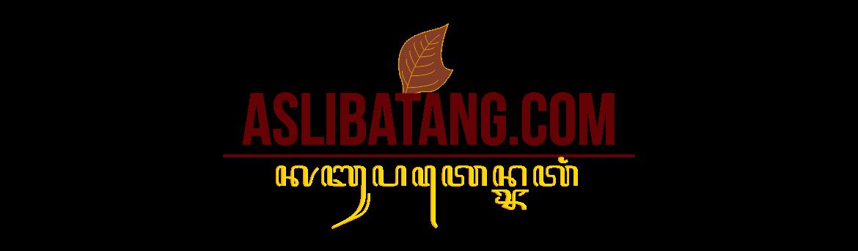 Asli Batang | Bangga Dadi Wong Mbatang