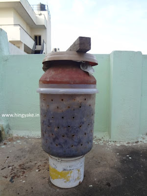 simple home made composter