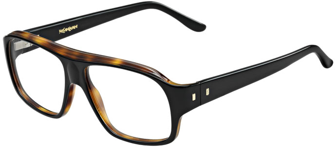 Yves Saint Laurent SS2012 sunglasses: layer it on: YSL2350