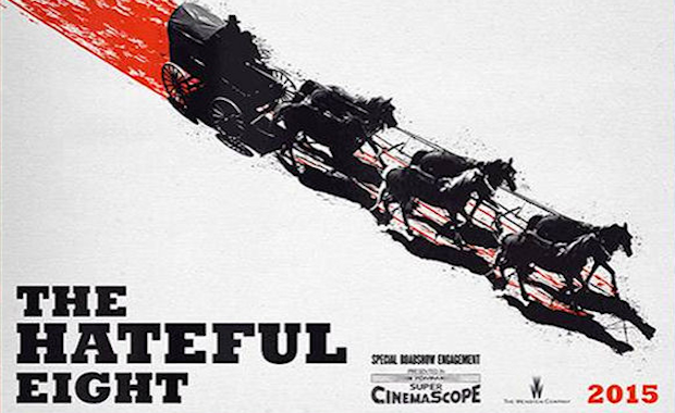 Additional Cast Announced as Filming Begins on Quentin Tarantino's 'The Hateful Eight'