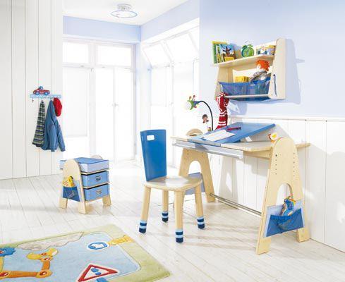 Originales mesas y escritorios para ni os de decoiluzion - Mesas escritorio ninos ...