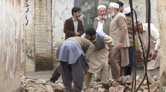 Gempa di Afghanistan-Pakistan, 229 Orang Tewas