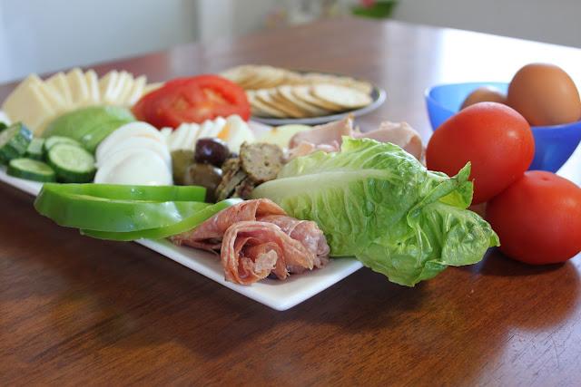 Farmer's food غذاء الفلاحين Aqul el Fellaheen, mezze