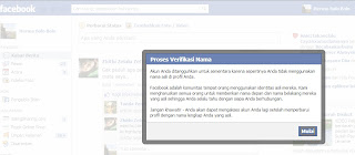 facebook,fiur baru facebook,verifikasi nama,nama facebook