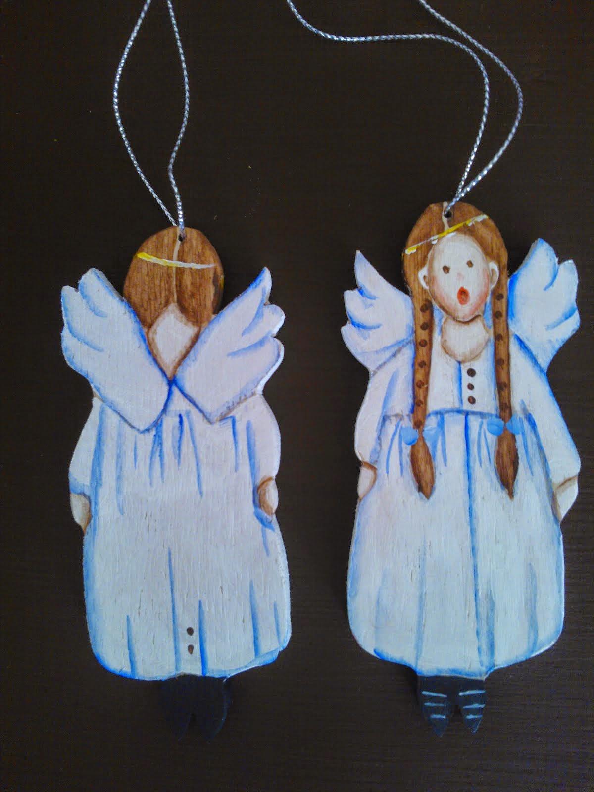 Laulava enkeli