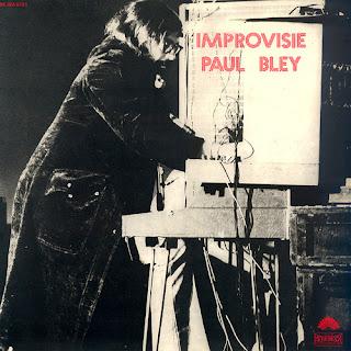 Paul Bley, Improvisie