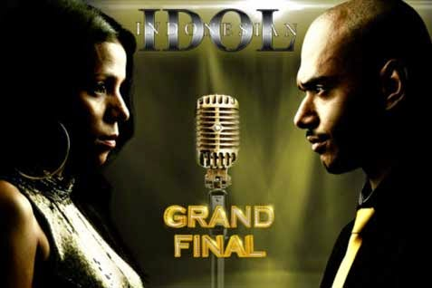 Grand Final Nowela dan Husein Juara Pemenang Indonesia Idol 2014