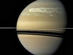 Chuva de diamantes em Saturno e Júpiter