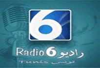Radio 6 Tunis