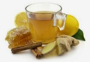 Minuman halia membantu melegakan angin dalam badan dan masalah senak perut