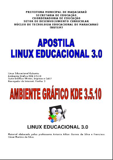 Apostilas do Curso de Linux Básico
