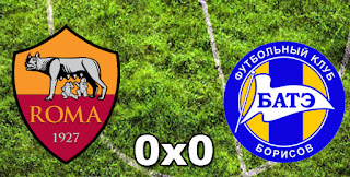 Roma 0-0 Bate