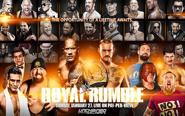 مشاهدة عرض WWE Royal Rumble 2013 مصارعة youtube مترجم يوتيوب اون لاين كامل بدون تحميل