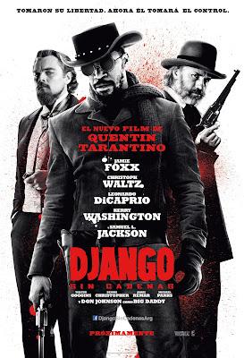Django Sin Cadenas [2012] [Dvdrip] [ Español Latino] [1 Link]
