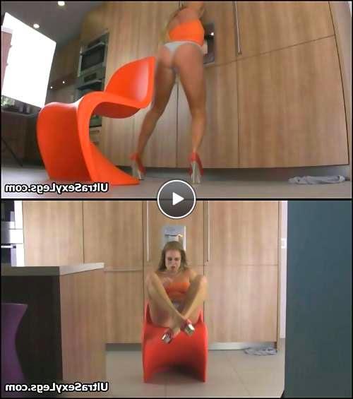 milf handjob legs and feet video