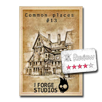 Frugal GM Review: Common Places #13 from The Forge Studios