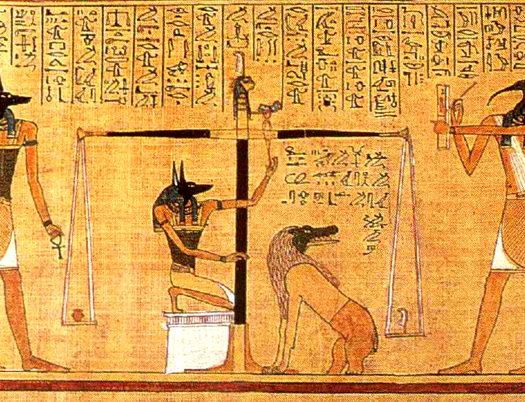 book of the dead in ancient egypt
