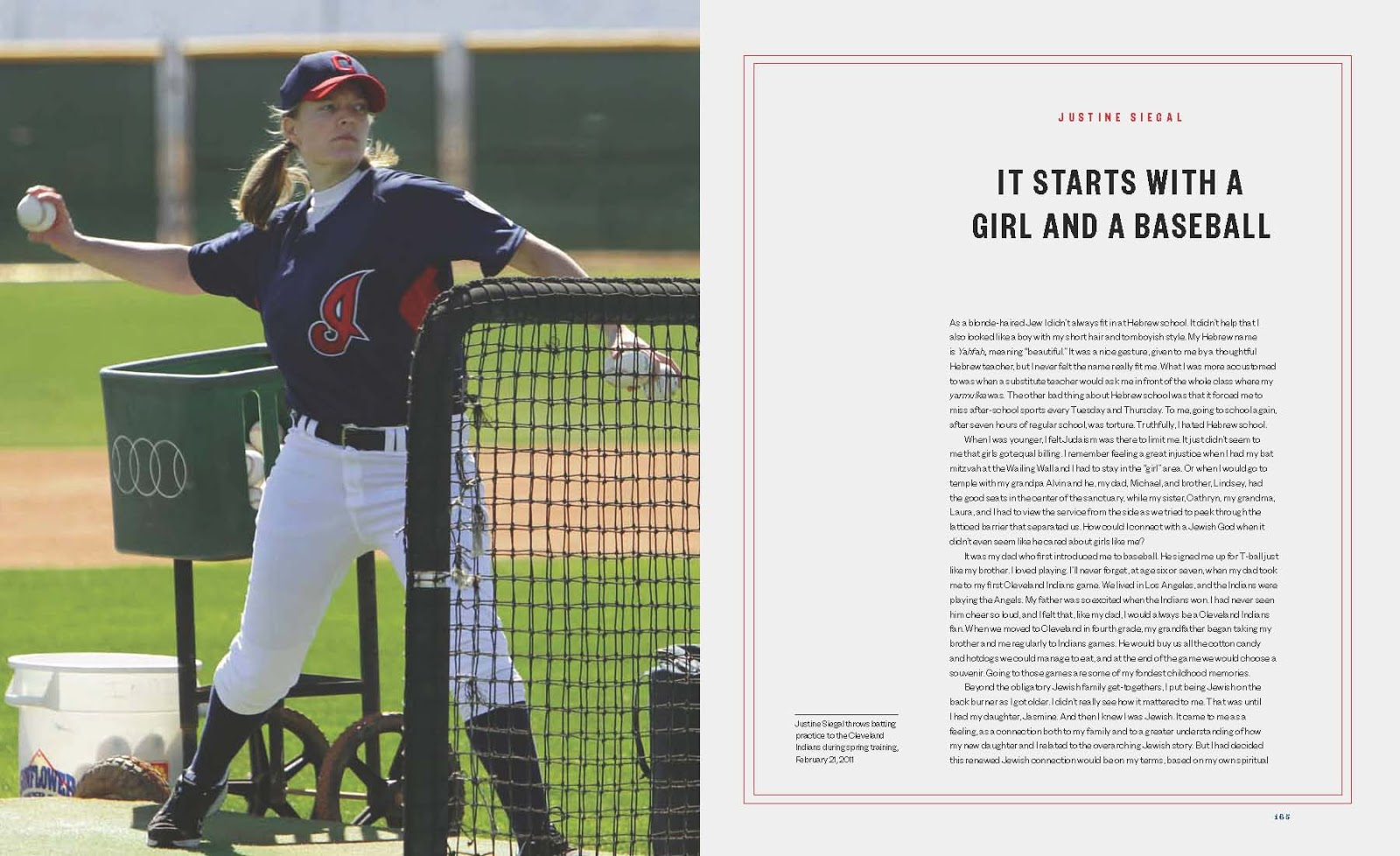 the great rabbino interview mlb s first female baseball coach i have a phd in sport psychology that i started what is now baseball for all at the young age of 23 i have attached an essay i wrote for chasing dreams