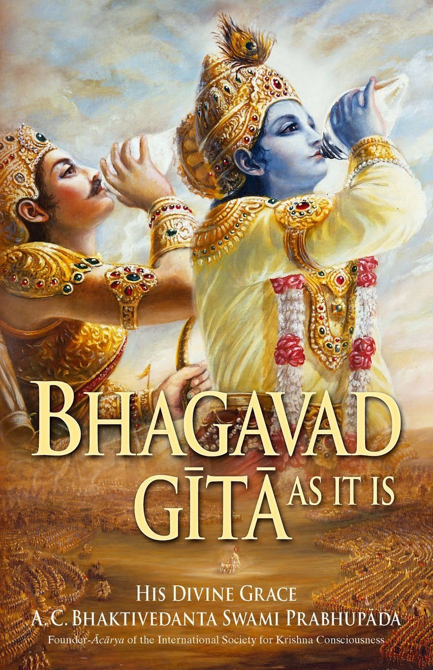 Why Bhagavad Gita is called as