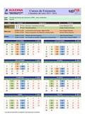 Calendario de clases 2016/17