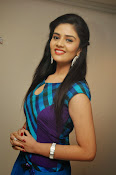 Sri Mukhi latest Photos at Muse Arts Gallery-thumbnail-9