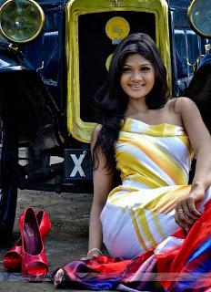 Miss Srilanka 2012 Sumudu Prasadini Sexy Photo