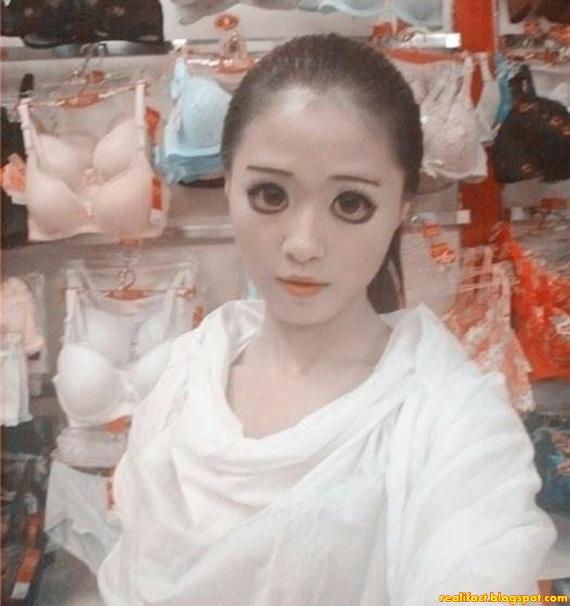 Foto-Foto Gadis Asia Hot, Lucu, Gokil Dan Konyol (Part 17)