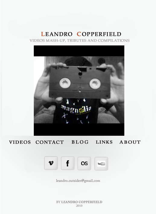 leandro copperfield