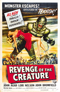 Watch Revenge of the Creature (1955) movie free online