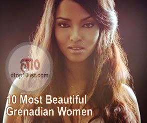Top 10 Most Beautiful Grenadian Women