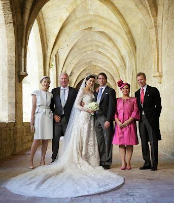 Boda en Luxemburgo (II): ceremonia religiosa