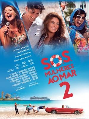 Eu vi: S.O.S Mulheres ao Mar 2 com Giovanna Antonelli e Gianecchini