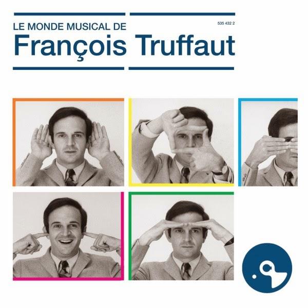 le monde musical de François Truffaut coffret cd