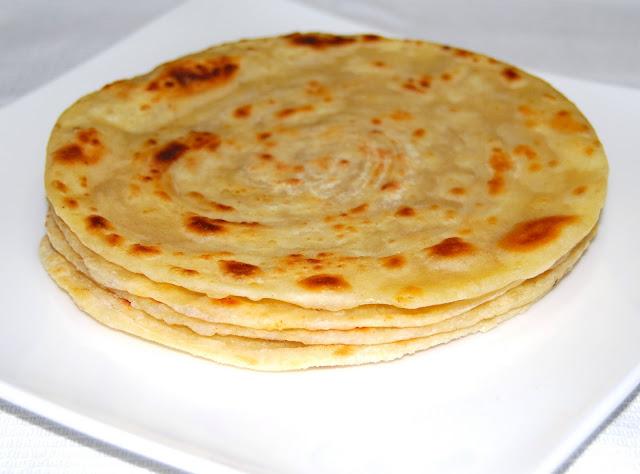 Khasta Paratha or Parotta