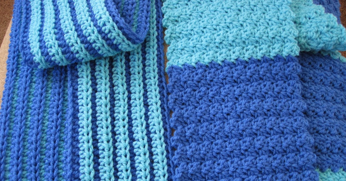 Knitting Pattern For Seed Stitch Scarf : Seedstitch13: Seed Stitch Scarf