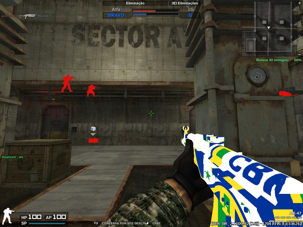 Chams Vermelho Combat-Arms_25