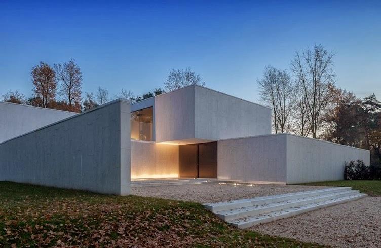 No se encontr la p gina arquitexs for Arquitectura minimalista imagenes