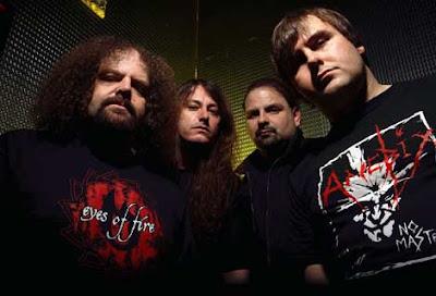 napalm death  7 Band Metal Paling Berpengaruh di Dunia