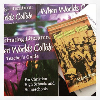 homeschool, homeschool literature, literature program, Christian literature curriculum, Sharon Watson, homeschool curriculum