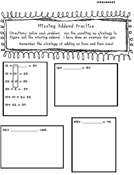 homework templates