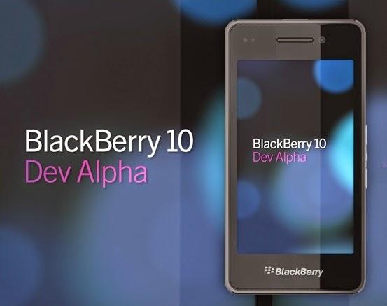 Blackberry dev alpha crackberry coupon