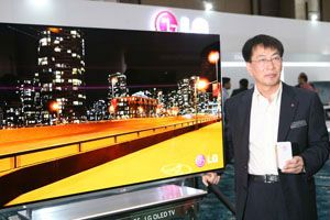 LG India announces OLED TVs, Optimus G Pro launch